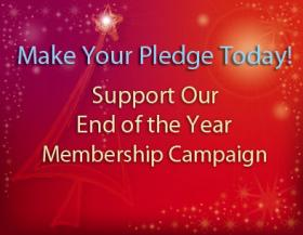 Support Our End of the Year Campaign
