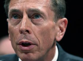 Newly Resigned CIA Director General David Petraeus