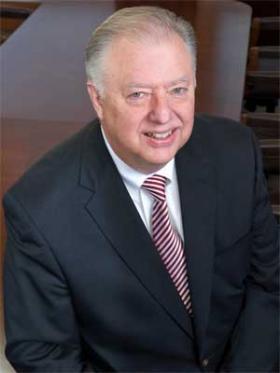 Northern Illinois University President John Peters