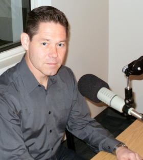 NIU professor David Gunkel, author of The Machine Question