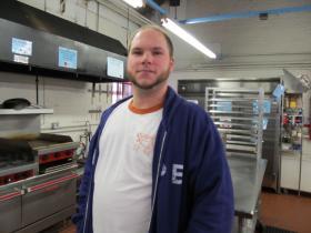 Feed'em Soup Executive Chef Alex Smith