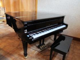 Piano in Rita Crundwell's home in Dixon