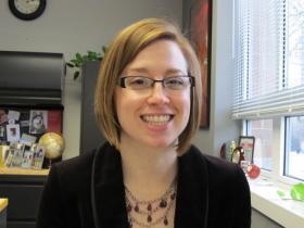 Jill Zambito, Director, NIU Office for Student Involvement and Leadership Development