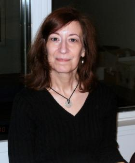 Susan Azar Porterfield, author of the poetry collection Kibbe