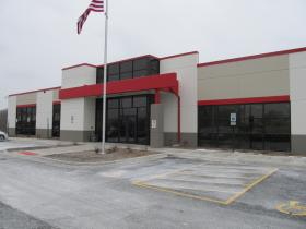 The new ComEd training center in Rockford