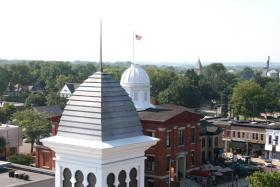 McHenry County Courthouse