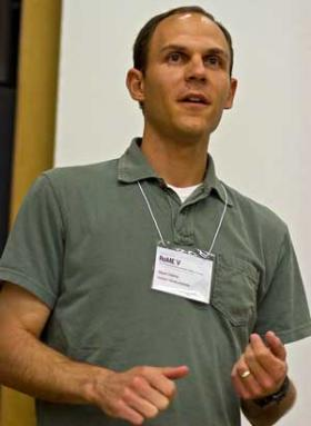 NIU professor Jason Hanna (NIU Today)