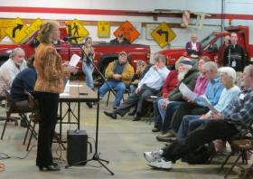 Cortland Township meeting in February over the landfill expansion plan