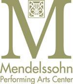 Mendelssohn Performing Arts Center logo