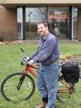 Author Dan Libman