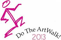 Beloit ArtWalk 2013 logo
