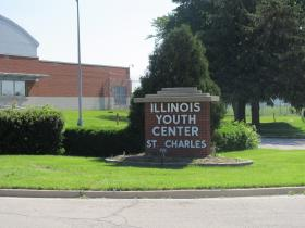 The youth prison in Saint Charles