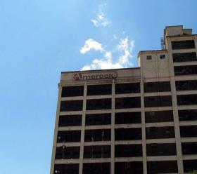 The Amerock Building awaits redevelopment in downtown Rockford.