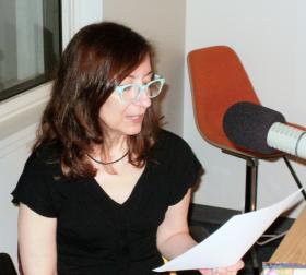 "Susan Porterfield reading her new poem ""By Heart"" for WNIJ"