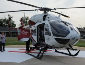 Lifeline Helicopter - file photo