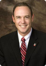 Matt Streb, chair of NIU's political science department