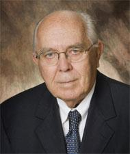 William Monat served as NIU President from 1978-1984. He still lives in DeKalb.
