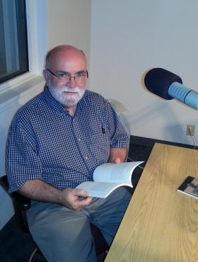 Joe Gastiger, author of Loose Talk.