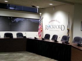 The Rockford School Board will decide on a major facilities overhaul from these seats next month.
