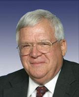 Dennis Hastert, former speaker of the United States House of Representatives.
