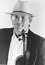 Jazz violinist Randy Sabien