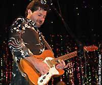 Singer/Guitarist/Environmentalist Tab Benoit