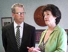 State Representative Dave Winters and his wife Kathy discuss his decision to not run for re-election next year.