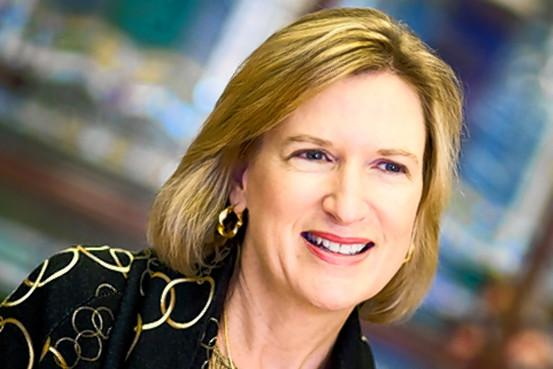Maggie Wilderotter, Chairman & CEO of Frontier Communications