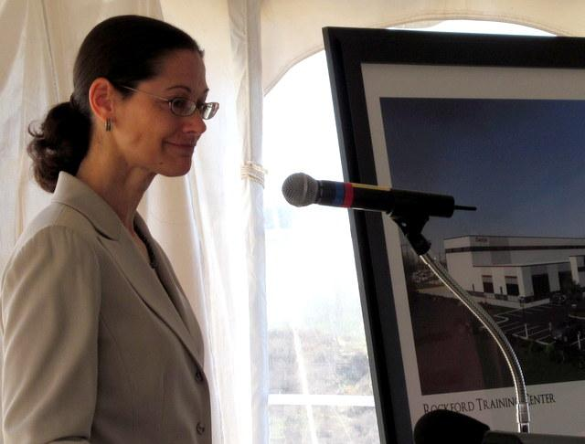 ComEd CEO Anne Pramaggiore