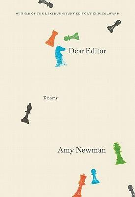 Cover for Amy Newman's book.