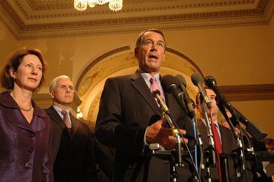 U.S. House Speaker John Boehner, R-Ohio
