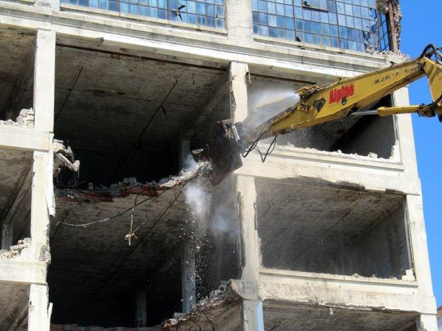 Tapco Demolition