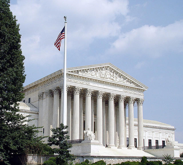 Photograph of the Supreme Court Building
