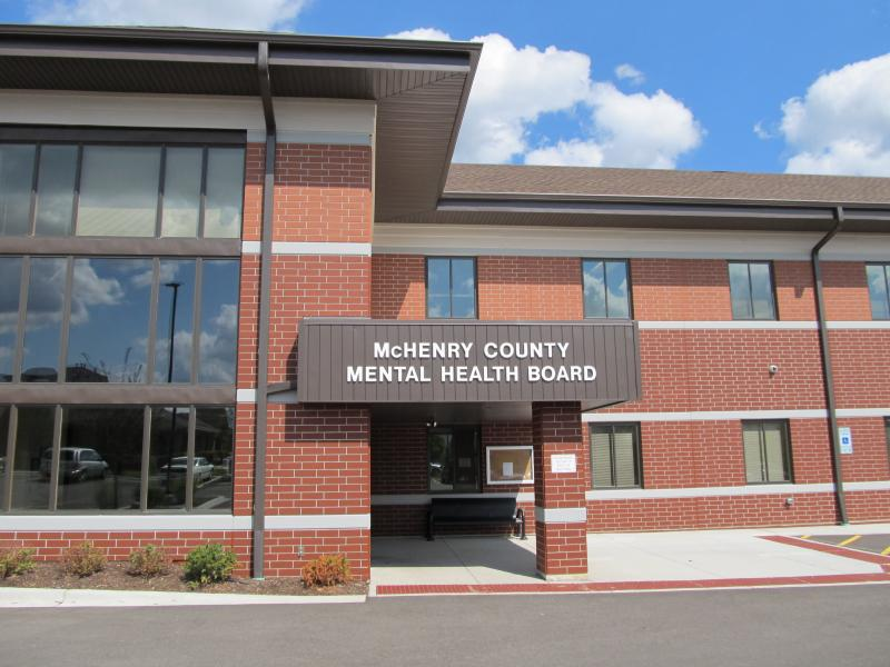 McHenry County Mental Health Board main office