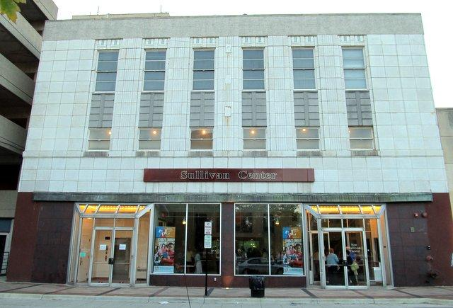 The Sullivan Center, Main Street, Rockford.