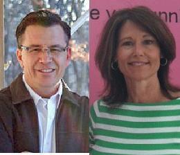 Bobby Schilling & Cheri Bustos