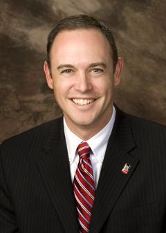 Matt Streb, chair of NIU's political science dept.