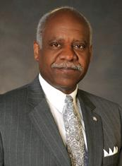 Rockford College President Robert Head