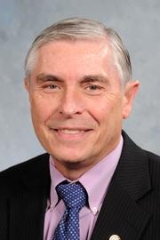 Rep. Bob Pritchard, Sycamore (R)