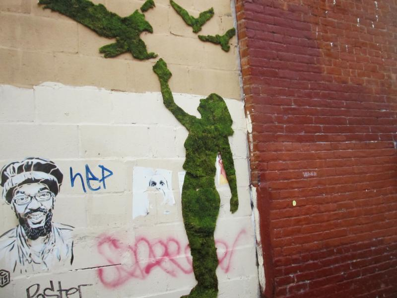 Moss Art