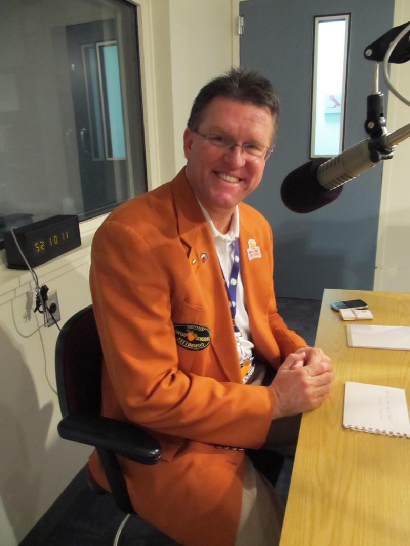 Orange Bowl Representative Larry Gautier