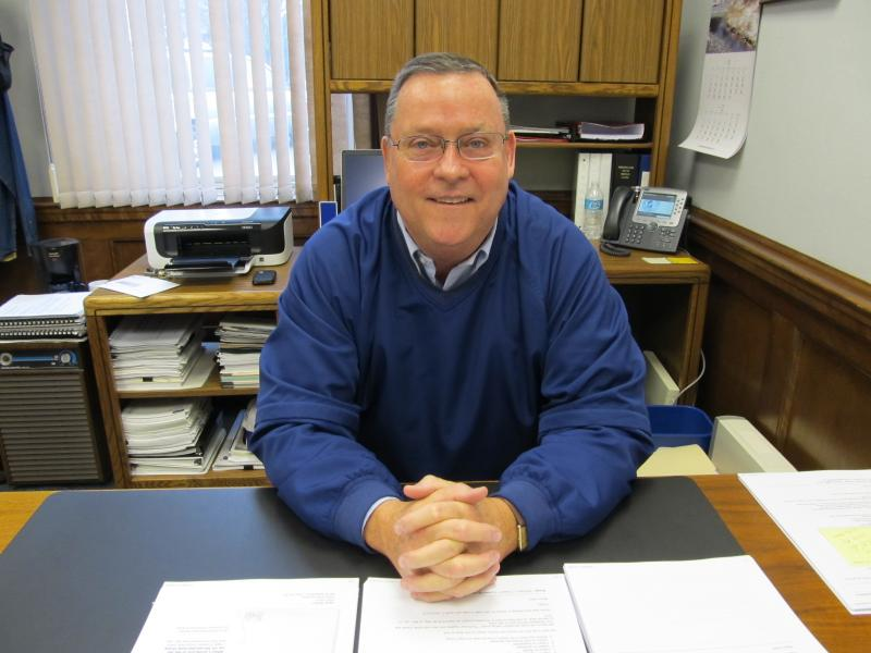 Rochelle Mayor Chet Olson