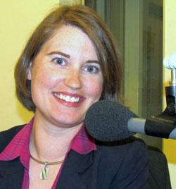 WNIJ Member Holly Mathiesen