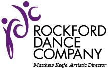 Rockford Dance Company logo