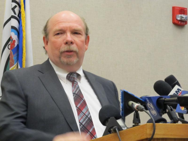 State's Attorney Richard Schmack