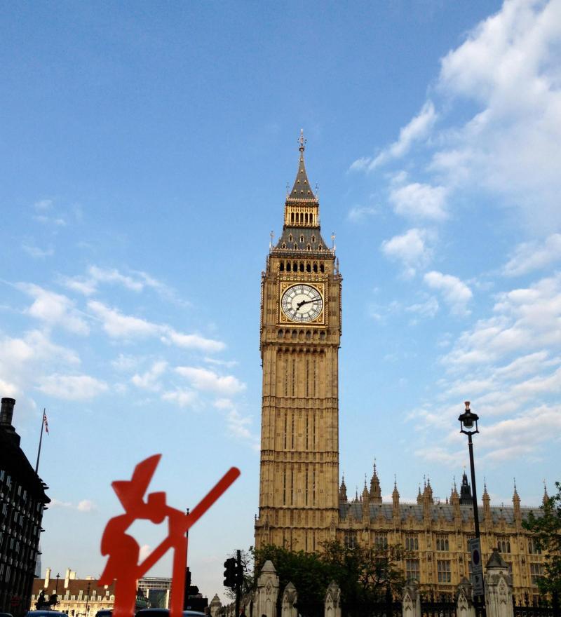 Symbol..Big Ben. Big Ben...Symbol.