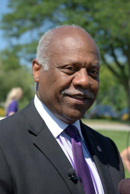 Rockford University President Dr. Robert Head.