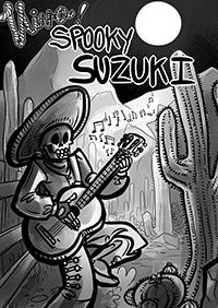 Viva Spooky Suzuki!