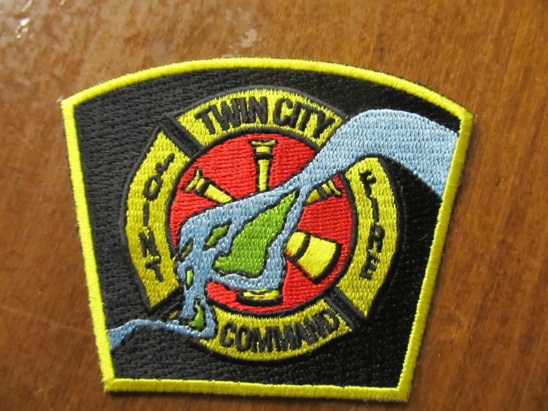 Logo for the Twin City Joint Fire Command