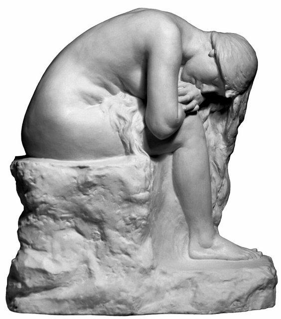 Despair, by Lorado Taft